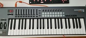 Novation Launchkey 49 MK2 MIDI-Controller-Keyboard 49 Tasten Ableton Live USB