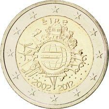 [#84988] Ireland, 2 Euro, 2012, MS(63), 8.50