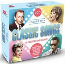Various Stars of Classic Songs 60 All-time Clas CD