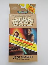 STAR WARS MICRO MACHINES JEDI SEARCH  1996 AS NEW CONDITION  SHIP + TRACKING