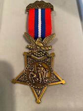 Us Army Medal of Honor 1896-1903 ~ Cased - Replica