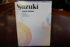 Alfred Suzuki Violin School Violin Part Volume 1