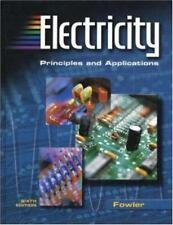 Electricity: Principles and Applications, Student Text with MultiSIM CD-ROM