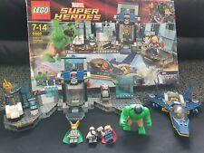 Marvel Super Heros Lego - Hulk's Helicarrier Breakout Set 6868