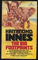 The Big Footprints by Hammond Innes Africa Elephant Hunting Conservation PB 1978
