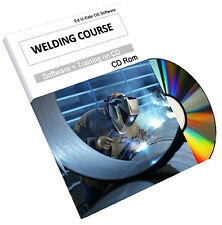 Welder Welding Training Course Mask Arc Mig Tig Oxy Helmet  Manual Guide