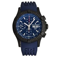 Revue Thommen Men's Airspeed Blue Dial Chronograph Automatic Watch 16071.6876