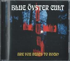 BLUE OYSTER CULT - Are You Ready To Rock? - Hard Rock Metal Music CD