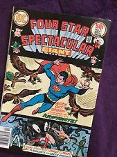 Four Star Spectacular #5,Dc 33486 Nov '76 ,w sheet & board Vg+ condition