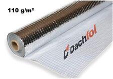 (0,57€/m²) Aluminium Dampfsperrbahn DACHFOL 110 Dampfsperre Dampfsperrfolie 75m²