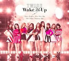 TWICE Wake Me Up First Limited Edition Type A CD DVD Japan