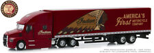 1/64 MACK ANTHEM INDIAN MOTORCYCLES NEW IN DISPLAY BOX GREENLIGHT AUS FREE POST