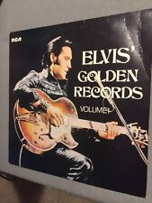 Elvis' Golden Records Volume 1 On Vinyl