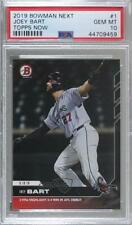 2019 Bowman Next Online Exclusive /1434 Joey Bart #1 PSA 10