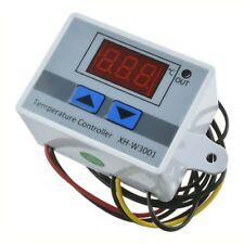 DC12V 10A Digital LED Temperature Controller Thermostat Control Switch Probe