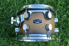 """ADD this 10"""" PDP by DW NATURAL TO CHARCOAL BURST FS TOM to YOUR DRUM SET! #B458"""