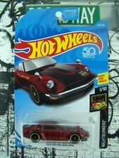 '18 Hot Wheels A MEDIDA DATSUN 240z 1:64 Escala nightburnerz Serie