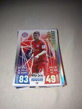 Match attax Karte Juan Bernat FC Bayern München  NEU