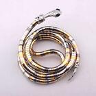 2021 New Snake Necklace Choker Bracelet Women Bendable Snake  Retro Jewelry