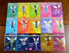 Lot of 15 PB Rainbow Magic Fairy Chapter Books Princess Jewel Fashion Party L8