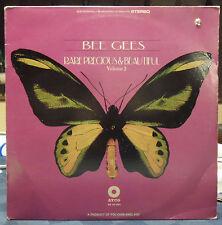 BEE GEES Rare Precious Beautiful Vol. 2  LP NM Vinyl VG+ Jacket Atco SD33-321