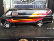 Old Vtg Pressed Steel Tonka Toy Conversion Van