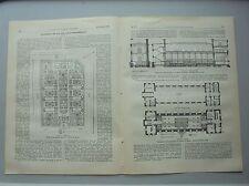 1894 38a Bau von Krankenhäuser Teil 4