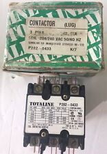 Totaline P282-0433 3-Pole Contactor 40A @208-240v Coil k7 (SEE DETAILS)NIB