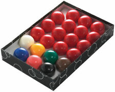 Snooker Balls Cues