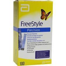 FREESTYLE Precision Blutzucker Teststreifen 100 St