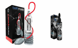 Bathmate Hydromax Hydro Xtreme 7 X30 Water Penis Enlarger Pump Extreme Max Out