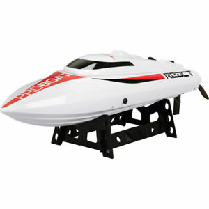 "Pro Boat React 17"" Self-Righting Brushed Deep-V RTR R/C Electric Boat PRB08024"
