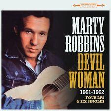 MARTY ROBBINS DEVIL WOMAN 1961-1962 2CD
