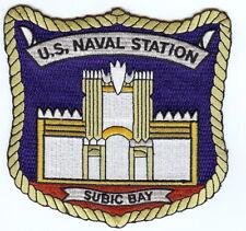 USNS Subic Bay - USN - BC Patch - Cat No. C6868