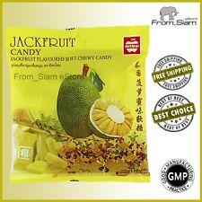 JACKFRUIT Fruit Soft Chewy Candy Sweet Sweetmeats Lollipops - 110g (3.88oz)