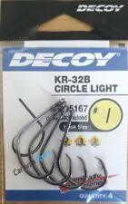 Decoy Hameçon Kr-32b Circle Light N°1 par 7