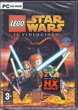 PC Gioco «LEGO STAR WARS ♦ IL VIDEOGIOCO» nuovo italiano sigillato
