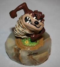 TAZ COLLECTIBLE ART DENTAL SCULPTURE SIGNED /& NUMBERED