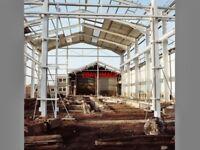 PHOTO  READING DIESEL DEPOT EXTENSION UNDER CONSTRUCTION