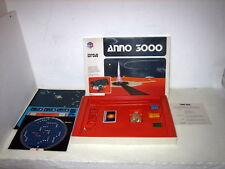 ANNO 3000 introvabile gioco in scatola EDITOYS 1974 completo e mai usato