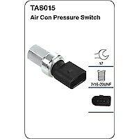 Tridon AC Pressure Switch TAS015 fits Audi A3 1.4 TFSI (8PA) 92kw, 1.6 (8P1) ...
