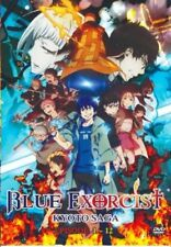 Blue Exorcist (Season 2) Kyoto Saga (Vol.1-12 end) with English Dubbed