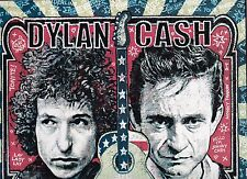 "BOB DYLAN JOHNNY CASH ""NASHVILLE SESSION"" 2/17-18/1969  BLACK VINYL DOUBLE ALBUM"