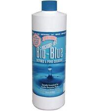 Microbe-Lift Bio-Blue Pond Dye- 16 oz -water garden-shade-algae-koi-decorative