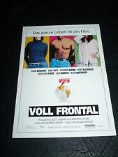 FULL FRONTAL, film card [Julia Roberts, Blair Underwood]