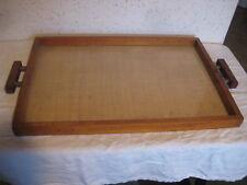 Plateau en bois 50 x 34 cm