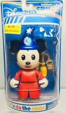 Disney Mickey Mouse Figure Smile Snap Mickey No.19 From Fantasia New Japanese