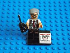 LEGO - MINI-FIGURE - BATMAN THE MOVIE ( COMMISSIONER GORDON )