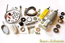 VESPA Set Revision Schwinge Vorderrad - V50 PV ET3 PK (I) Stoßdämpfer Tacho Kit