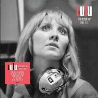 Lulu - The Best Of 1967-1975 (180g LP Red Vinyl) NEW/SEALED